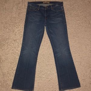 Old Navy Jeans bootcut Low waist stretch Size 10